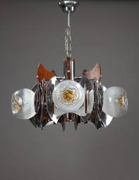 Murano Chandeliers For Sale Vintage Italian Murano Chandelier From Mazzega 1970s For Sale At