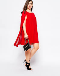 there u0027s nothing like a sassy red cape dress stylish curves pick