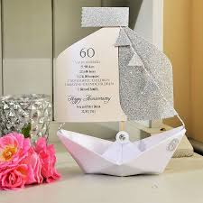 60th anniversary gift 60th wedding anniversary gift ideas c wedding concept