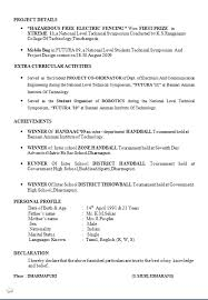 Resume Sample For Electronics Engineer by Sample Electronics Engineer Resume Gallery Creawizard Com