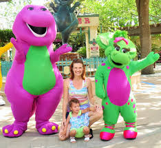 barney u0026 friends uo character hunt