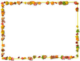Halloween Photo Borders by Fall Border Halloween Festival Borders Clipart Image 33797