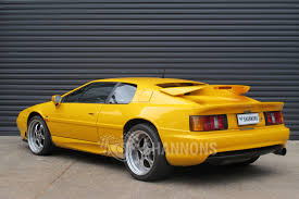 sold lotus esprit s4 2 2lt u0027turbo u0027 coupe auctions lot 11 shannons