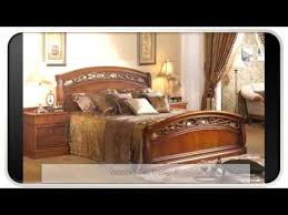 Wooden Bedroom Design Wooden Bed Designs