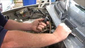 1998 dodge dakota diagnose and replace the throttle position