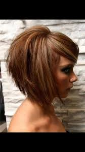 short bob and color hairstyles pinterest bobs angled bobs