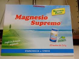 magnesio supremo bustine magnesio supremo polvere solubile formato 32 bustine su farmacia