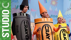 blue crayon halloween costume the crayon song gets ruined youtube