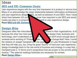 user experience design how to get started in ux design 10 steps with pictures