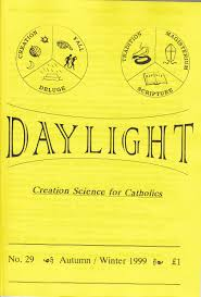 daylight magazines 1999 special creation
