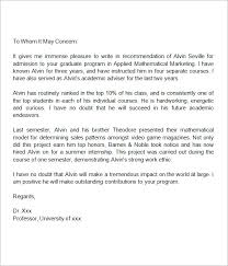 best solutions of nursing student recommendation letter example