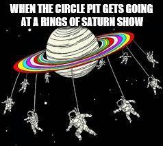 Saturn Meme - rings of saturn pit imgflip