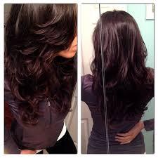 step cutting hair long feathered hair google search haircut styles pinterest