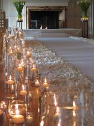 Wedding Aisle Decorations 35 Inspiring Winter Wedding Aisle Decor Ideas Happywedd Com