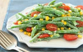 green bean salad with goat cheese dressing whole foods market