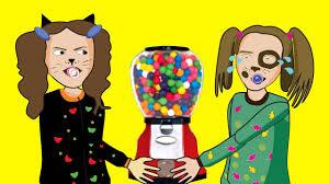 Challenge Prank Bad Baby Gumballs Prank Challenge Annabelle Toys Freak
