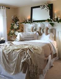 Winter Room Decorations - the best coziest winter bedroom decor gold cotton double sofa and