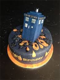 tardis cake topper s cakes picture gallery
