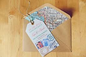 Creative Save The Dates 8 Travel Themed Save The Dates Perfect For A Destination Wedding