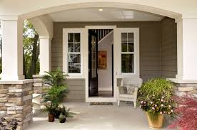 accessories exciting white wooden front door and window trimming