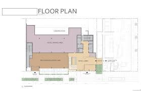 Hotel Lobby Floor Plans Dana Hotel U0027s Erie Backside Expansion Plan Chicago Architecture