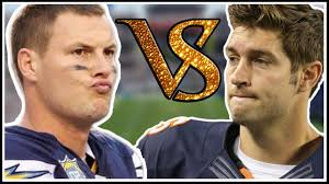 Philip Rivers Meme - philip rivers jay cutler rivalry who ya got youtube