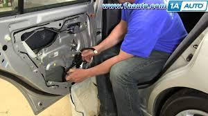 2003 hyundai tiburon window motor how to install replace rear power window motor 2001 06 hyundai