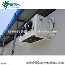 condenseur chambre froide de stockage à froid chambre froide ventilateur du condenseur et des