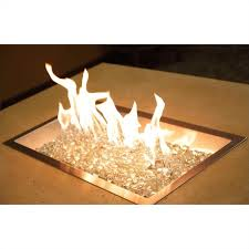 Firepit Burner Outdoor Greatroom Company D I Y 12 X 24 Rectangular