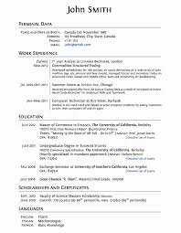 college student resume no work experience 44 fresh pictures of resume template for high student with