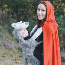 baby carrier halloween costumes popsugar moms