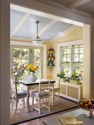 French Country Fabulous Sunroom Dining Room Budget Conscious - Sunroom dining room