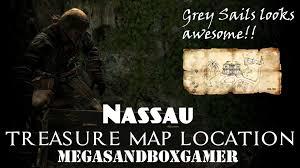 Assassins Creed Black Flag Treasure Maps Assassin U0027s Creed 4 Iv Black Flag Treasure Map Location 633
