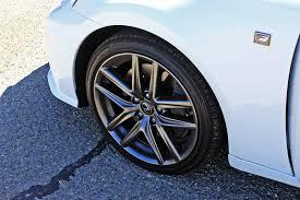 lexus steel wheels 2015 lexus is 350 f sport u2022 carfanatics blog