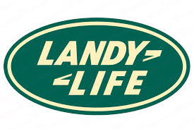 range rover logo landy life color decal land rover badge life color land
