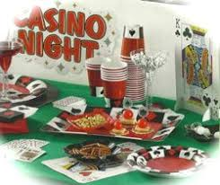 Poker Party Decorations Casino Themed Party Supplies And Decorations