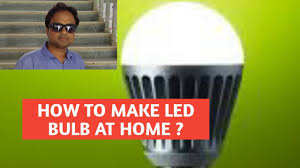 Home Led Light Bulbs by How To Make Led Light Bulb At Home By Usb Mobile Charger Home Made