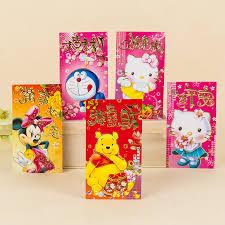 hello new year envelopes kawaii hello minnie doraemon new year