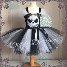 jack skellington tutu dress halloween tutu dress inspired
