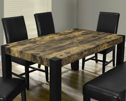 distressed dining room sets modern distressed dining room sets distressed black dining room set