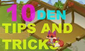 10 den decorating tips and tricks on animal jam youtube