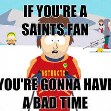 Funny Saints Memes - saints suck by jp715 meme center