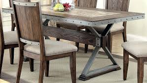 dining table chic braxton dining table design dining room space