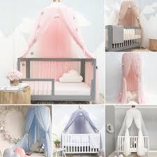 baldacchino per lettino culla rete principessa dome letto a baldacchino per bambini