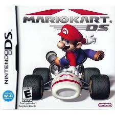 Backyard Baseball Ds Nintendo Mario Kart Ds Walmart Com