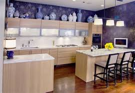 contemporary kitchen wallpaper ideas modern kitchen wallpaper kitchen
