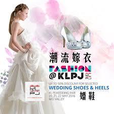 wedding shoes kuala lumpur 2 shoes heels kl pj wedding fair 2016 18th klpj wedding fair