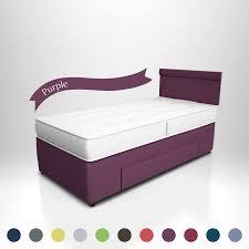 Single Storage Beds Potter Divan Storage Bed 1 Large Side Drawer The Children U0027s