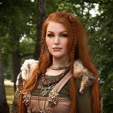 hair styles for viking ladyd viking girl tumblr viking life and history pinterest