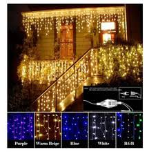 icicle drop lights promotion shop for promotional icicle drop